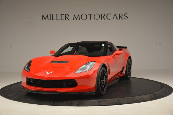 Used 2019 Chevrolet Corvette Grand Sport for sale Sold at McLaren Greenwich in Greenwich CT 06830 1