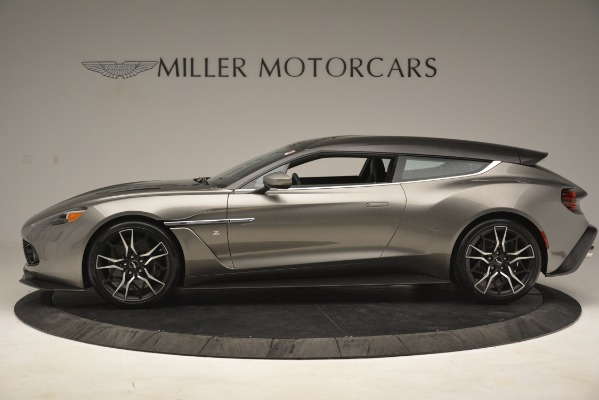 New 2019 Aston Martin Vanquish Zagato Shooting Brake for sale Sold at McLaren Greenwich in Greenwich CT 06830 2