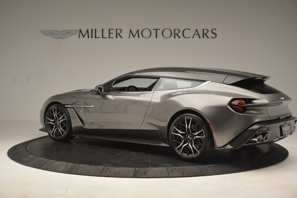 New 2019 Aston Martin Vanquish Zagato Shooting Brake for sale Sold at McLaren Greenwich in Greenwich CT 06830 4