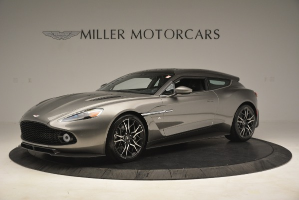 New 2019 Aston Martin Vanquish Zagato Shooting Brake for sale Sold at McLaren Greenwich in Greenwich CT 06830 1