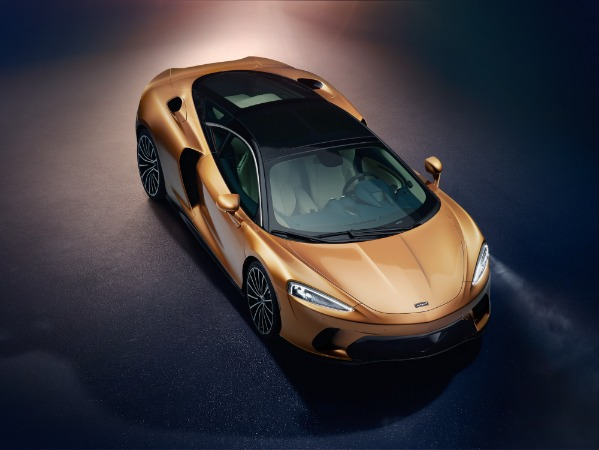 New 2020 McLaren GT Coupe for sale Sold at McLaren Greenwich in Greenwich CT 06830 3
