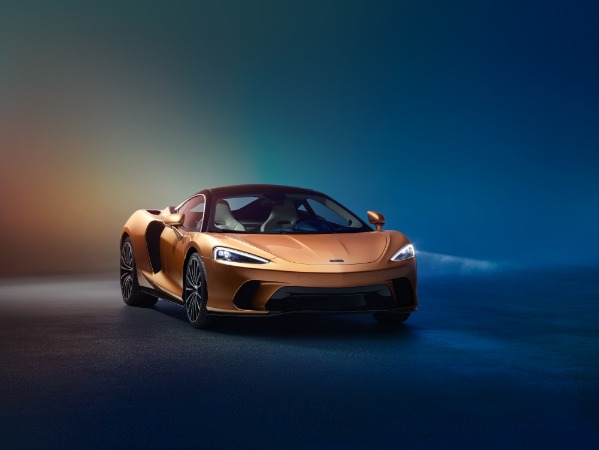 New 2020 McLaren GT Coupe for sale Sold at McLaren Greenwich in Greenwich CT 06830 4