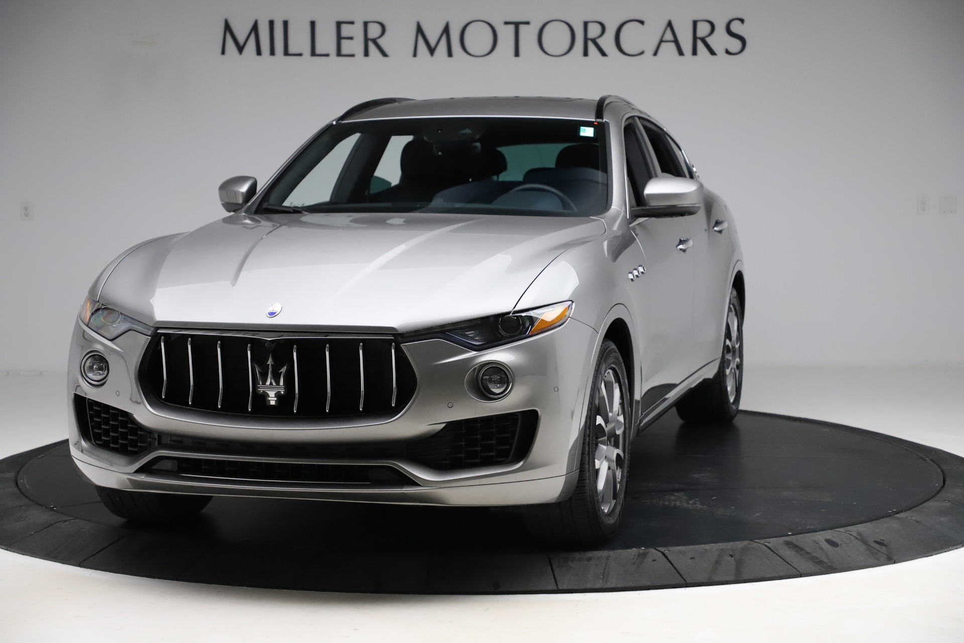 Used 2019 Maserati Levante Q4 for sale $61,900 at McLaren Greenwich in Greenwich CT 06830 1