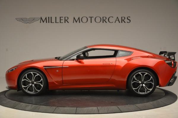 Used 2013 Aston Martin V12 Zagato Coupe for sale $655,900 at McLaren Greenwich in Greenwich CT 06830 2