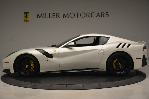Used 2017 Ferrari F12tdf for sale Sold at McLaren Greenwich in Greenwich CT 06830 3
