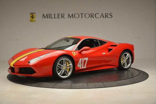 Used 2018 Ferrari 488 GTB for sale Sold at McLaren Greenwich in Greenwich CT 06830 2