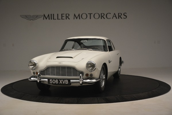 Used 1961 Aston Martin DB4 Series IV Coupe for sale $625,900 at McLaren Greenwich in Greenwich CT 06830 2