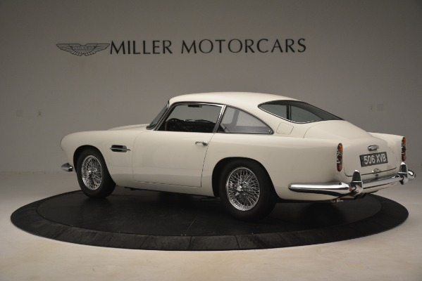 Used 1961 Aston Martin DB4 Series IV Coupe for sale $625,900 at McLaren Greenwich in Greenwich CT 06830 4