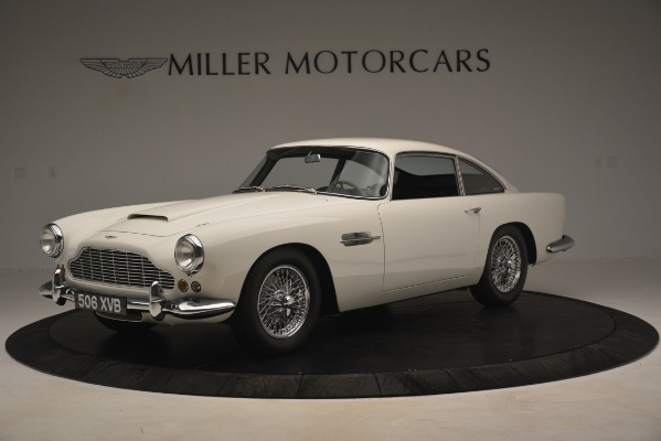 Used 1961 Aston Martin DB4 Series IV Coupe for sale $625,900 at McLaren Greenwich in Greenwich CT 06830 1