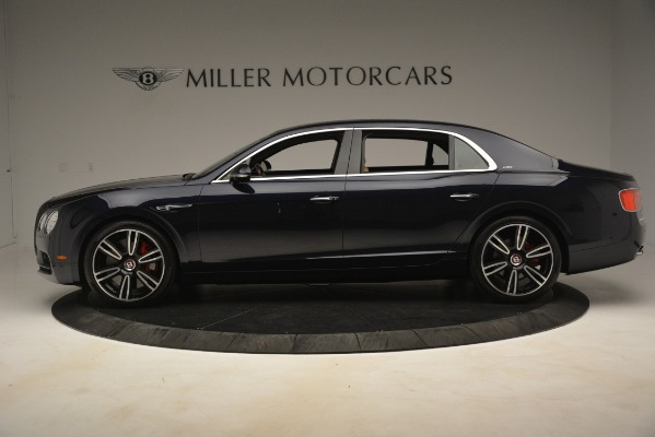 Used 2017 Bentley Flying Spur V8 S for sale Sold at McLaren Greenwich in Greenwich CT 06830 3