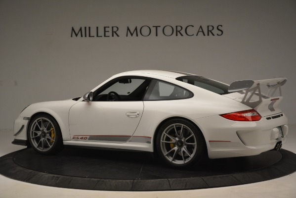 Used 2011 Porsche 911 GT3 RS 4.0 for sale Sold at McLaren Greenwich in Greenwich CT 06830 4