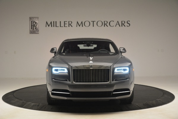 Used 2018 Rolls-Royce Wraith for sale Sold at McLaren Greenwich in Greenwich CT 06830 2