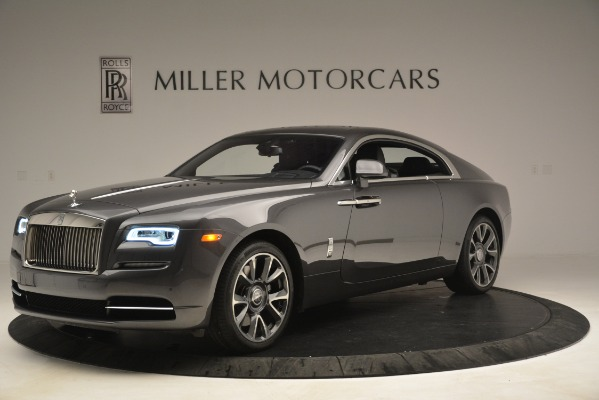 Used 2018 Rolls-Royce Wraith for sale Sold at McLaren Greenwich in Greenwich CT 06830 3