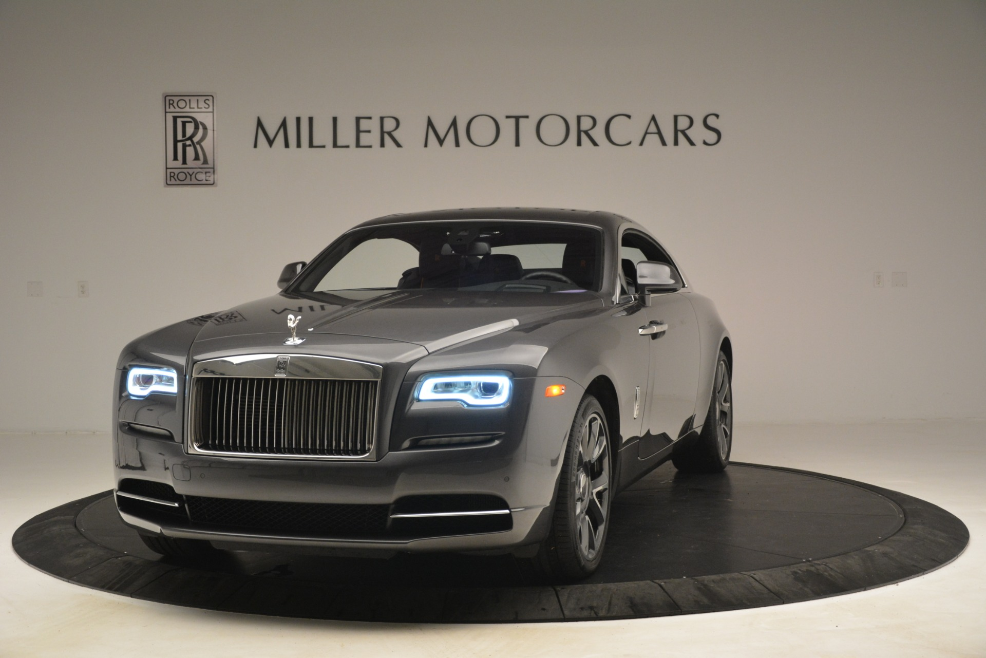 Used 2018 Rolls-Royce Wraith for sale Sold at McLaren Greenwich in Greenwich CT 06830 1