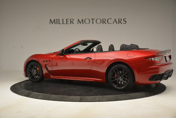 Used 2015 Maserati GranTurismo MC for sale Sold at McLaren Greenwich in Greenwich CT 06830 4