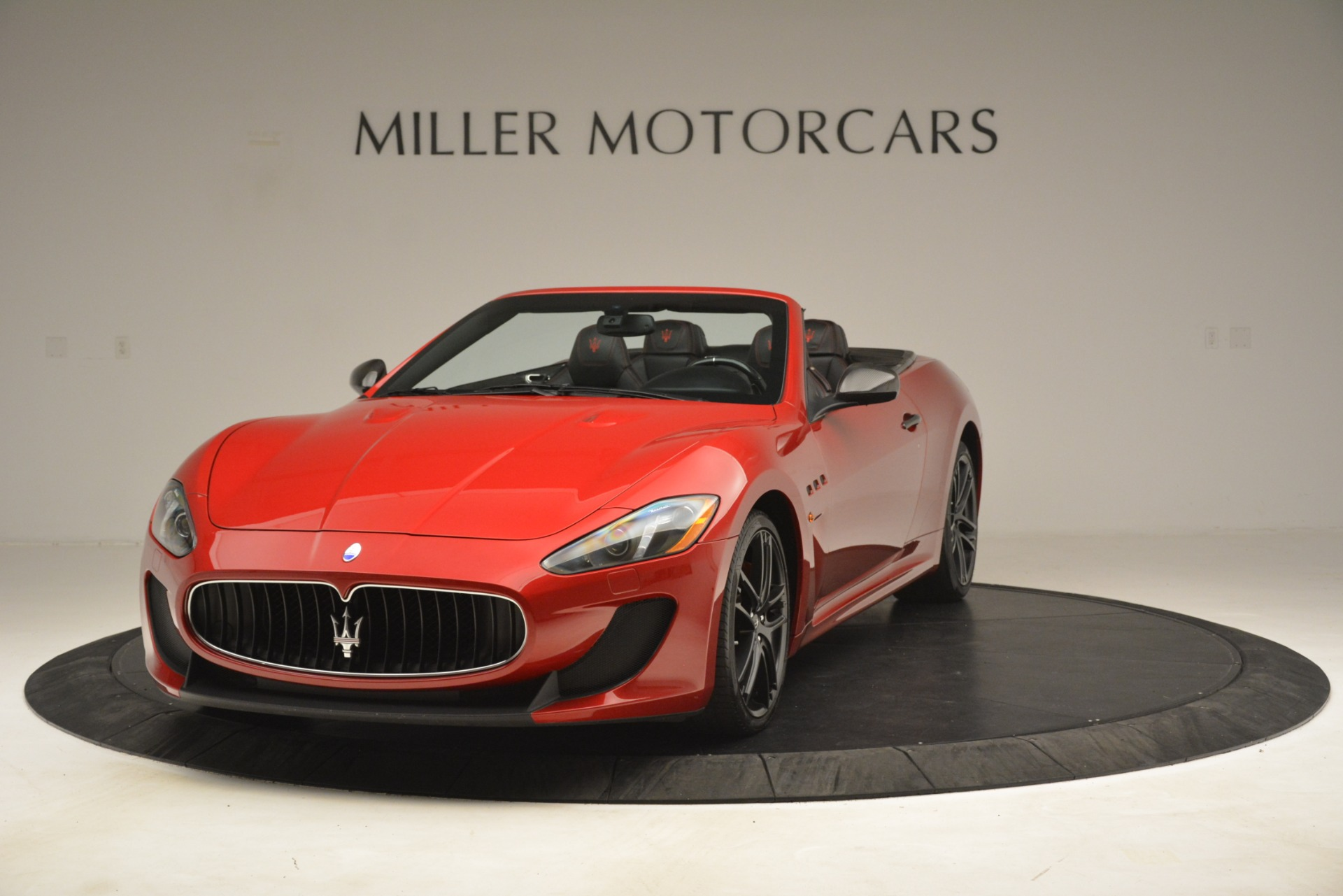 Used 2015 Maserati GranTurismo MC for sale Sold at McLaren Greenwich in Greenwich CT 06830 1