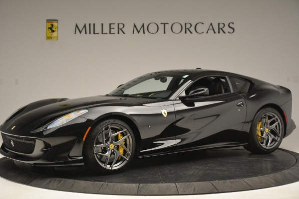 Used 2019 Ferrari 812 Superfast for sale Sold at McLaren Greenwich in Greenwich CT 06830 2