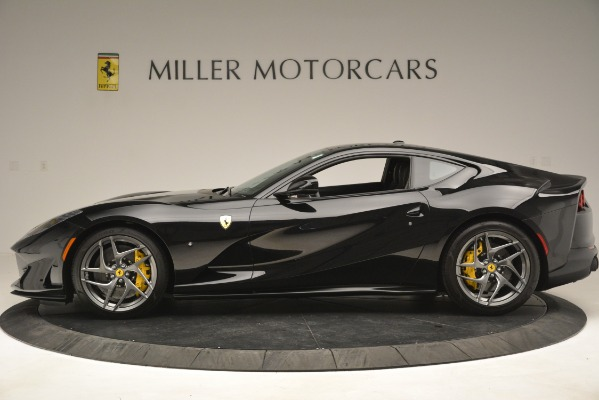 Used 2019 Ferrari 812 Superfast for sale Sold at McLaren Greenwich in Greenwich CT 06830 3