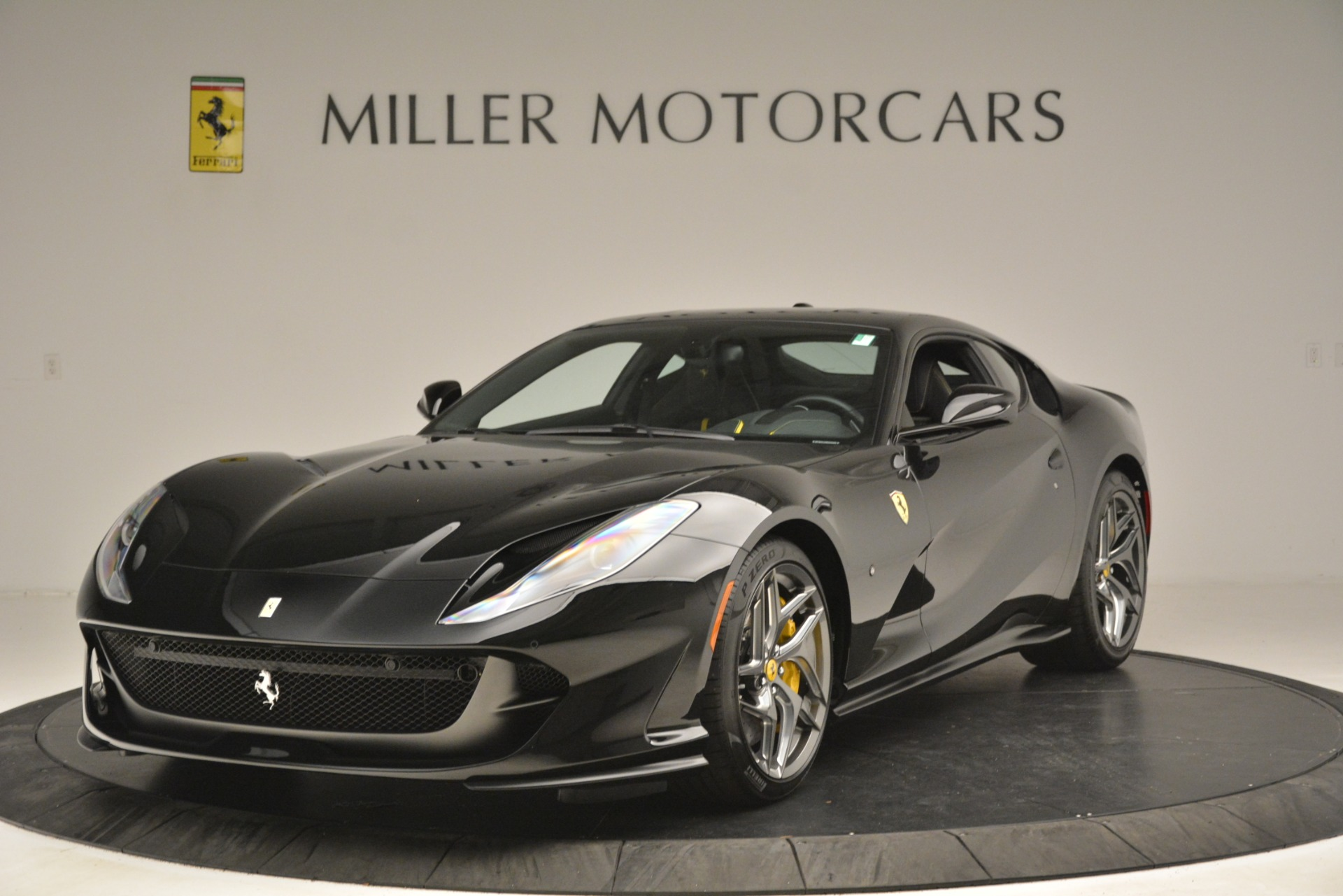 Used 2019 Ferrari 812 Superfast for sale Sold at McLaren Greenwich in Greenwich CT 06830 1