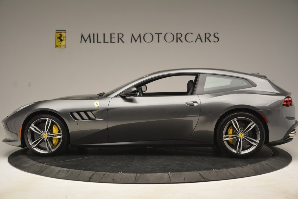 Used 2018 Ferrari GTC4Lusso for sale Sold at McLaren Greenwich in Greenwich CT 06830 3