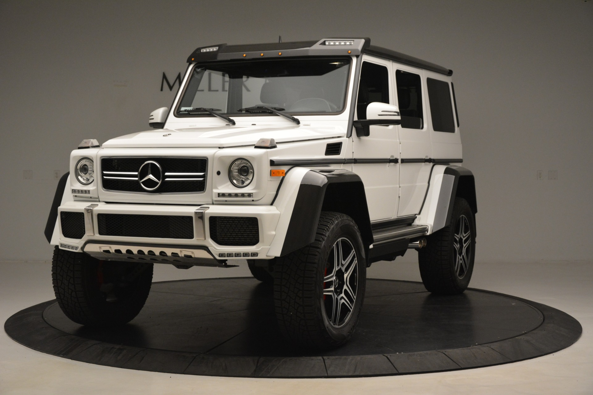 Used 2018 Mercedes-Benz G-Class G 550 4x4 Squared for sale Sold at McLaren Greenwich in Greenwich CT 06830 1