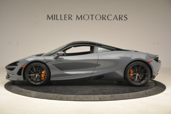 Used 2018 McLaren 720S Coupe for sale Sold at McLaren Greenwich in Greenwich CT 06830 3