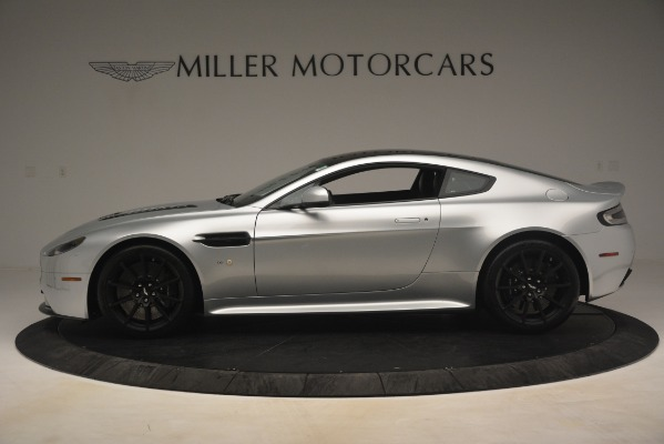Used 2015 Aston Martin V12 Vantage S Coupe for sale Sold at McLaren Greenwich in Greenwich CT 06830 3