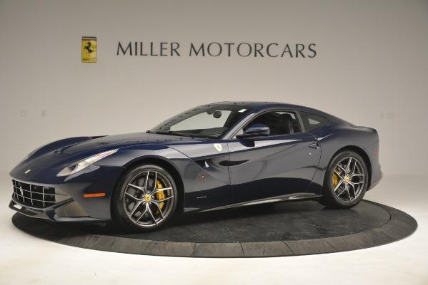 Used 2016 Ferrari F12 Berlinetta for sale Sold at McLaren Greenwich in Greenwich CT 06830 2