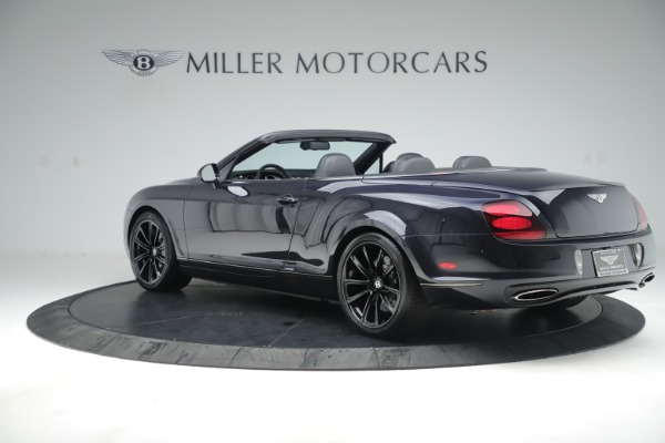 Used 2012 Bentley Continental GT Supersports for sale Sold at McLaren Greenwich in Greenwich CT 06830 4
