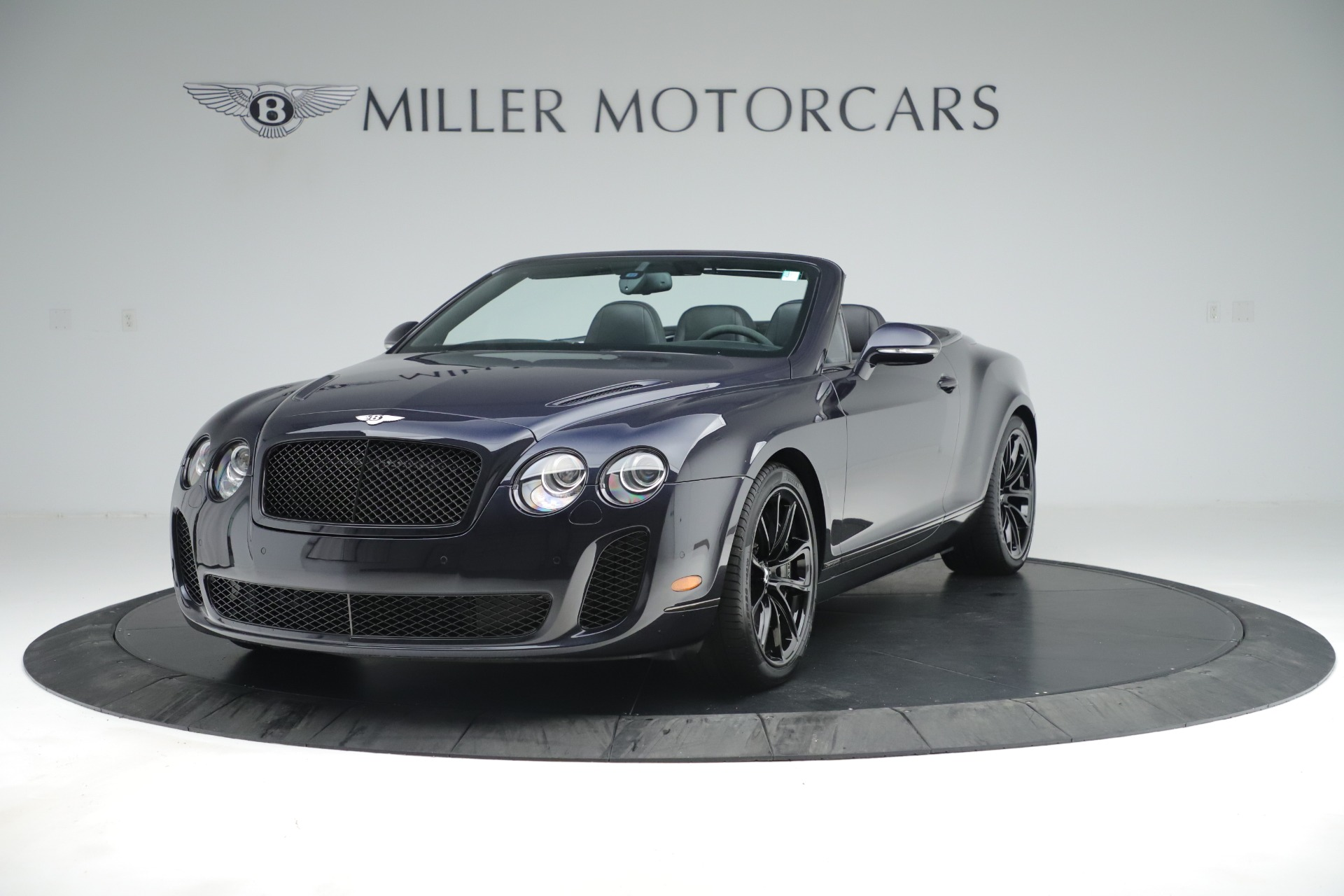 Used 2012 Bentley Continental GT Supersports for sale Sold at McLaren Greenwich in Greenwich CT 06830 1