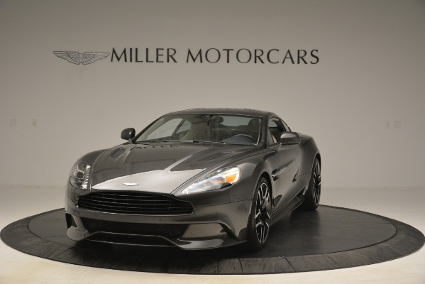 Used 2016 Aston Martin Vanquish Coupe for sale Sold at McLaren Greenwich in Greenwich CT 06830 2