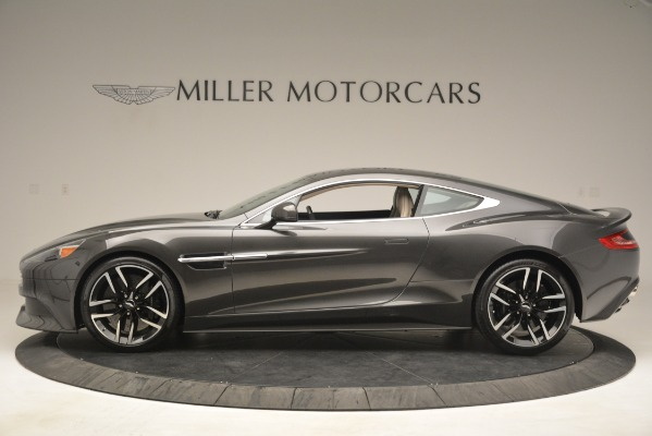Used 2016 Aston Martin Vanquish Coupe for sale Sold at McLaren Greenwich in Greenwich CT 06830 3