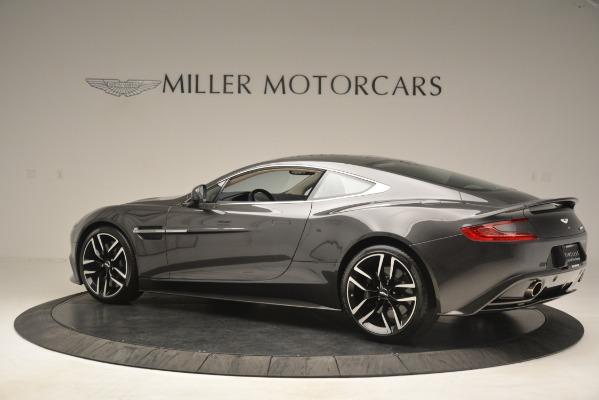 Used 2016 Aston Martin Vanquish Coupe for sale Sold at McLaren Greenwich in Greenwich CT 06830 4