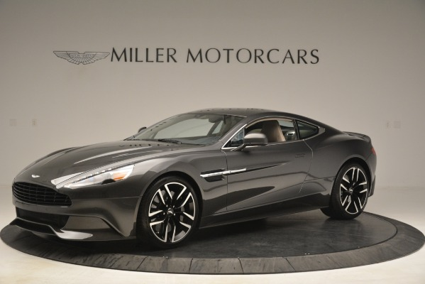 Used 2016 Aston Martin Vanquish Coupe for sale Sold at McLaren Greenwich in Greenwich CT 06830 1