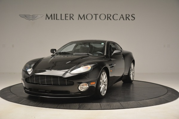 Used 2005 Aston Martin V12 Vanquish S Coupe for sale Sold at McLaren Greenwich in Greenwich CT 06830 2