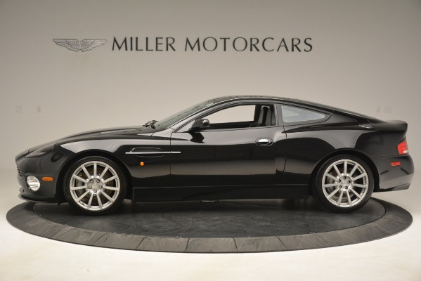 Used 2005 Aston Martin V12 Vanquish S Coupe for sale Sold at McLaren Greenwich in Greenwich CT 06830 3