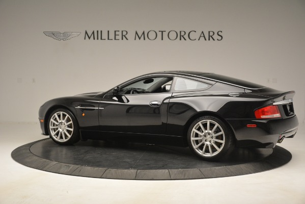 Used 2005 Aston Martin V12 Vanquish S Coupe for sale Sold at McLaren Greenwich in Greenwich CT 06830 4