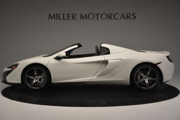 Used 2015 McLaren 650S Convertible for sale Sold at McLaren Greenwich in Greenwich CT 06830 2
