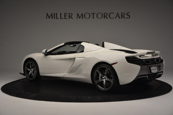 Used 2015 McLaren 650S Convertible for sale Sold at McLaren Greenwich in Greenwich CT 06830 3