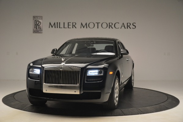 Used 2014 Rolls-Royce Ghost for sale Sold at McLaren Greenwich in Greenwich CT 06830 2