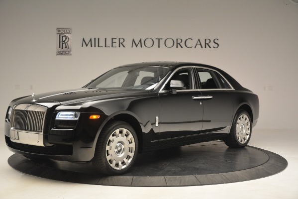 Used 2014 Rolls-Royce Ghost for sale Sold at McLaren Greenwich in Greenwich CT 06830 3