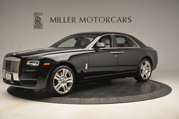 Used 2016 Rolls-Royce Ghost for sale Sold at McLaren Greenwich in Greenwich CT 06830 3