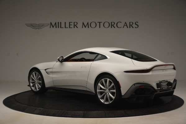 New 2019 Aston Martin Vantage Coupe for sale Sold at McLaren Greenwich in Greenwich CT 06830 3