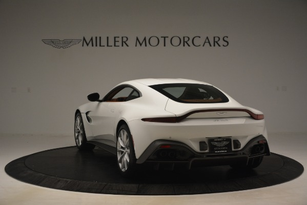 New 2019 Aston Martin Vantage Coupe for sale Sold at McLaren Greenwich in Greenwich CT 06830 4