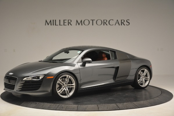 Used 2009 Audi R8 quattro for sale Sold at McLaren Greenwich in Greenwich CT 06830 2