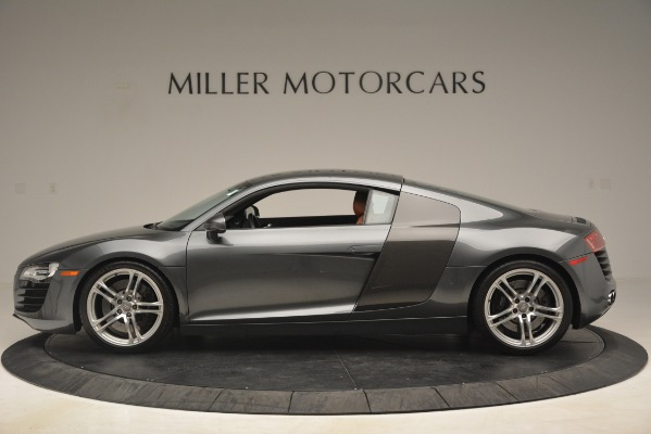 Used 2009 Audi R8 quattro for sale Sold at McLaren Greenwich in Greenwich CT 06830 3
