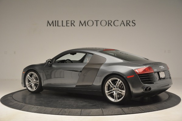 Used 2009 Audi R8 quattro for sale Sold at McLaren Greenwich in Greenwich CT 06830 4