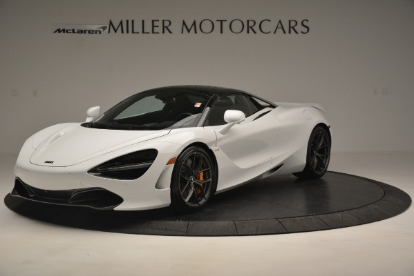 New 2020 McLaren 720S Spider Convertible for sale Sold at McLaren Greenwich in Greenwich CT 06830 2