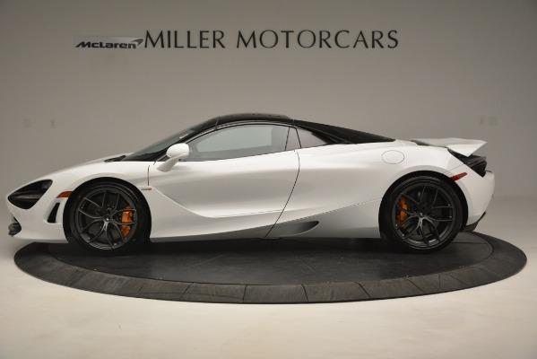 New 2020 McLaren 720S Spider Convertible for sale Sold at McLaren Greenwich in Greenwich CT 06830 3