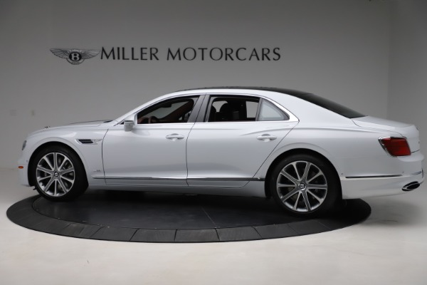 New 2021 Bentley Flying Spur W12 for sale Call for price at McLaren Greenwich in Greenwich CT 06830 4